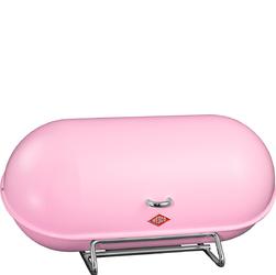 Chlebak różowy, stalowy Breadboy Wesco 222201-26