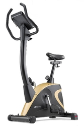 Rower elektryczno-magnetyczny hs-005h host złoty - hop sport - złoty