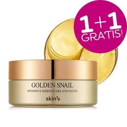 1+1 gratis skin79 płatki pod oczy golden snail intensive essence gel eye patch