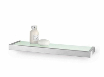 Półka łazienkowa Linea matowa 46 cm