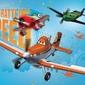 Fototapeta flizelinowa planes samoloty xxl