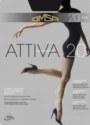 Omsa Attiva 20 den plus rajstopy