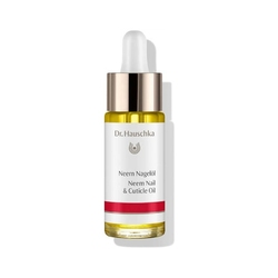 dr hauschka neem nail  cuticle oil olejek do paznokci z neem 18 ml