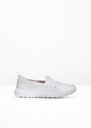 Sneakersy z pianką quot;youfoamquot; bonprix biały