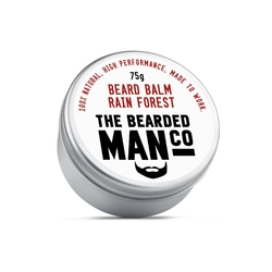 Bearded man co - balsam do brody las deszczowy - rain forest 75g