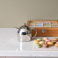 Dzbanek termiczny do herbaty 0,5 litra minuet santhee bredemeijer stal poler. 5304ms
