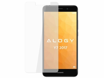 Szkło hartowane Alogy na ekran do Huawei Y7 2017