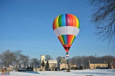 Lot balonem dla dwojga - kraków - last minute