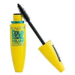 Maybelline mascara colossal volum waterproof black kosmetyki damskie - tusz do rzęs 10ml