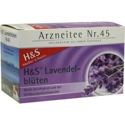 Hs lavendelblueten filterbeutel