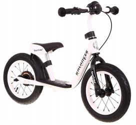 Sportrike balancer 2w1 biały rowerek biegowyhulajnoga + lampka led