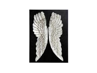 KARE Design :: Dekoracja ścienna Wings 110x80cm - srebrny