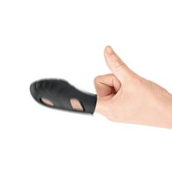 Silikonowa nasadka na palec z wibracjami lich   100 oryginał  dyskretna przesyłka