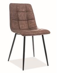 Pikowane krzesło look