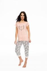 Rossli sal-py-1064 piżama damska