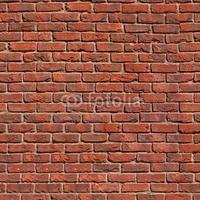 Obraz na płótnie canvas dwuczęściowy dyptyk bez szwu wzór płytki z cegły brickwall