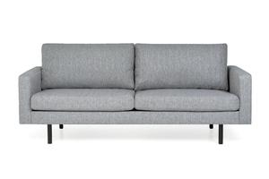 Sofa trzyosobowa chicago actona jasnoszara
