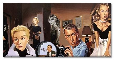 Master of mystery - obraz na płótnie