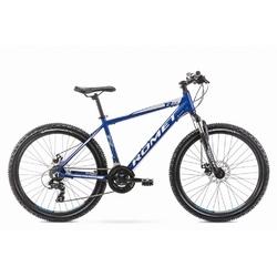 Rower górski romet rambler r6.2 26 2020, kolor niebieski, rozmiar 14