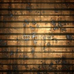 Fotoboard na płycie tekstura metalu