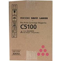 Toner Oryginalny Ricoh C5100 828227, 828404 Purpurowy - DARMOWA DOSTAWA w 24h