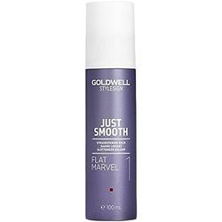 Goldwell flat marvel, balsam do prostowania włosów, nawilża i chroni 100ml