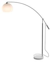 Nowoczesna lampa podłogowa z regulacją madison