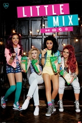 Little Mix Popcorn - plakat