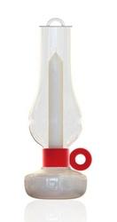 Lampion Lanterna czerwień i biel
