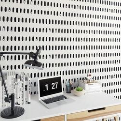 Grunge picks - tapeta na ścianę , rodzaj - próbka tapety 50x50cm