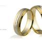 Obrączki ślubne - wzór au-600