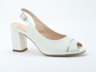 Sandały sergio leone sk762 biały
