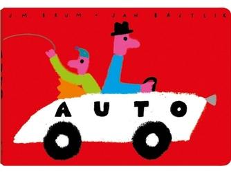 Auto książka dla dzieci