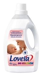 Lovela, kolor, hipoalergiczne mleczko do prania, 16 prań, 1.5l