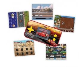 Przenośna konsola auta cars disney 150 gier new