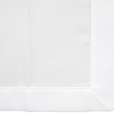 Obrus wiosenny biały greno - biały