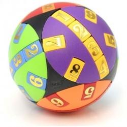 Puzzle brain ball