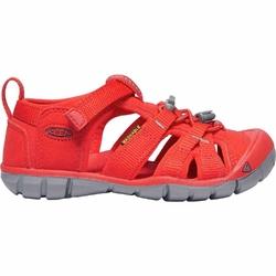Sandały dziecięce keen seacamp ii cnx - czerwony