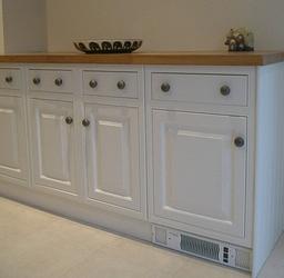 Grzejnik cokołowy kuchenny - 500x100 bidex500