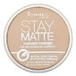 Rimmel london stay matte long lasting pressed powder 009 amber - puder 14g - 009 amber