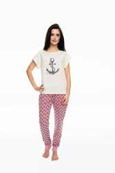 Rossli sal-py-1061 piżama damska