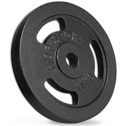 Obciążenie żeliwne 15 kg - hop sport - 15 kg