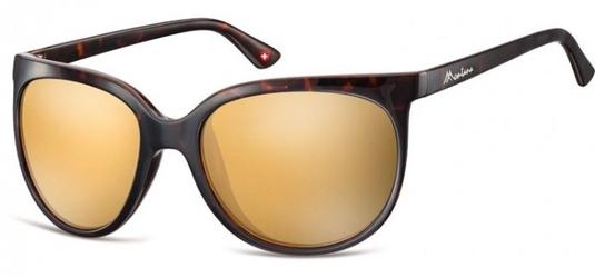 Damskie muchy okulary ms19b przeciwsloneczne lustra