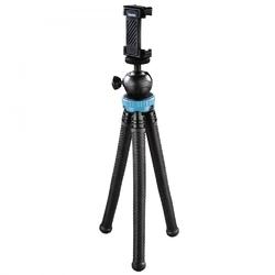 Hama mini statyw 3w1 flexpro 27cm niebieski