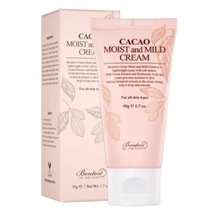 Benton krem do twarzy cacao moist and mild cream 50g