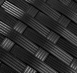 Łóżko ogrodowe maryland czarne