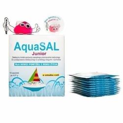Aquasal junior smak coli x 10 saszetek