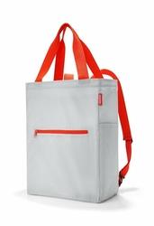Torba i plecak 2-in-1 Reisenthel light grey - light grey