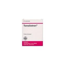 Dhu tonsilotren x 60 tabletek