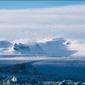 Zimowe widoki - plakat wymiar do wyboru: 59,4x42 cm